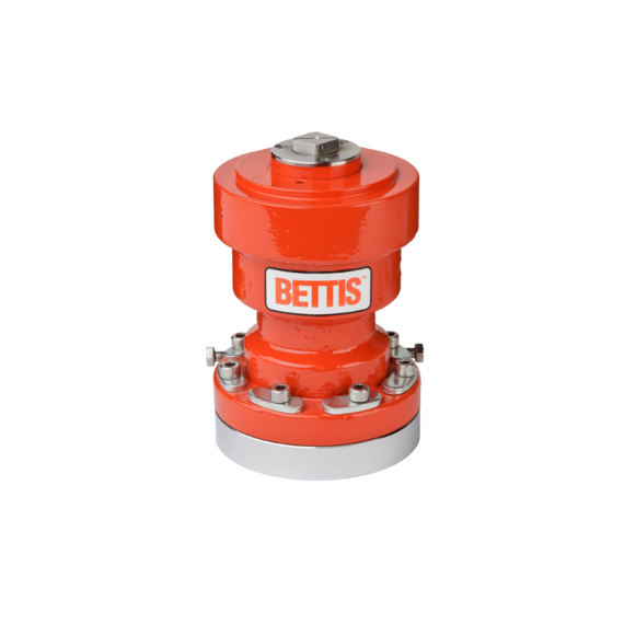 Bettis BHHF Series Hydraulic Quarter-Turn Helical Actuator