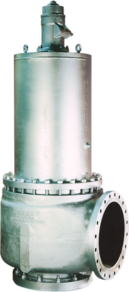 JB and JPV-A Large Orifice Pressure Relief Valve