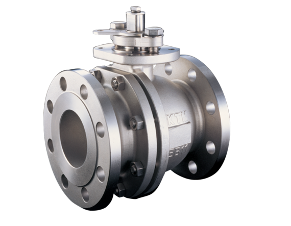 Series EB OM-2 Split Body Floating Ball Valves