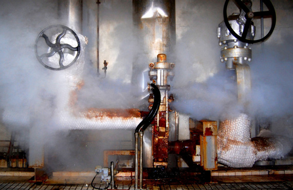 Leaking steam valves increase personnel safety risks, energy usage, and your carbon footprint.