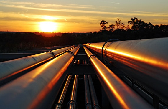 From the oil field, to the refinery and on to distribution, pipelines serve as the delivery hub of the energy sector.