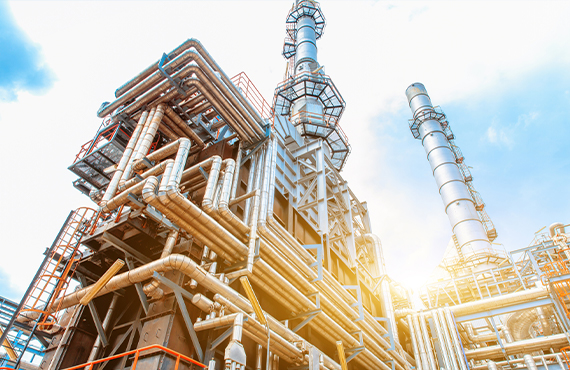 Refineries are challenged with running smoothly and safely.