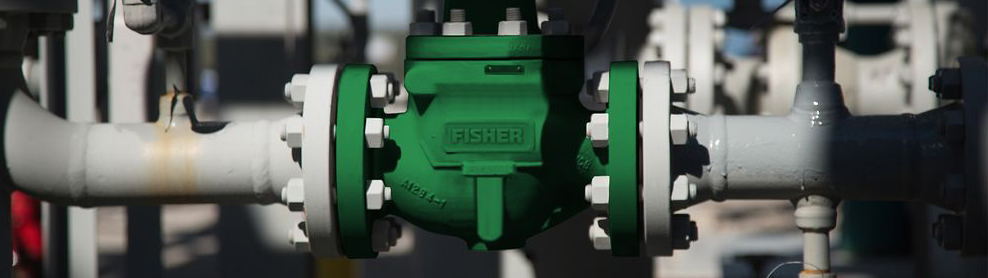 Fisher Control Valves & Regulators